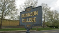While not a Keystone Marker, this marker provides further indication that state institutions of higher learning across the Commonwealth had markers.  The location of this Dickinson College marker is on the southeast corner of W High Street and Belvedere Street in Carlisle, PA.