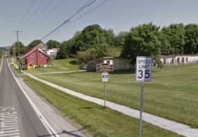 May 2012 Google Streetview image