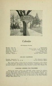 1930s West Chester Publication